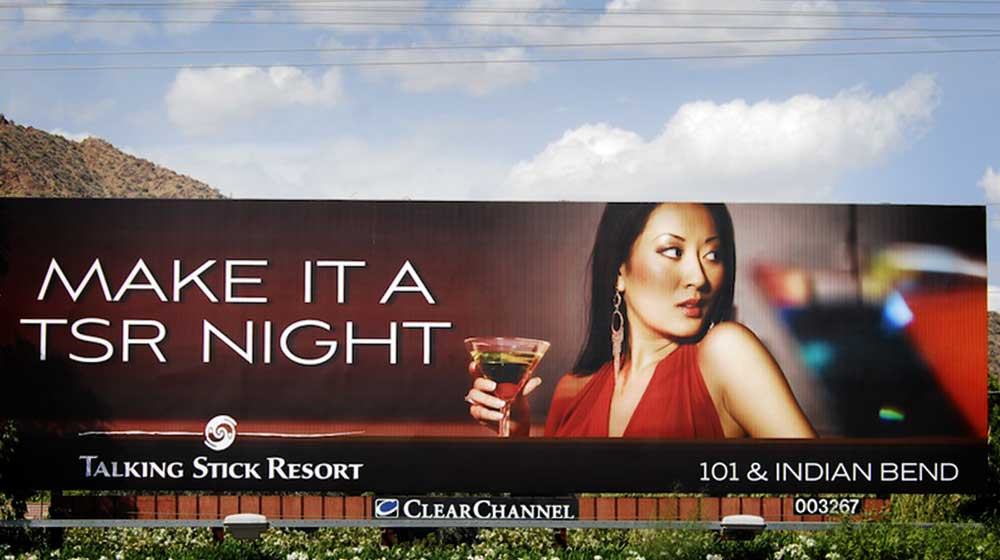 Lina So Billboard